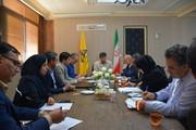 رئیس مهندسی ساختار شرکت ملی گاز ایران از شرکت گاز لرستان بازدید کرد