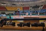 باختهای سریالی نمایندگان ارومیه در لیگبرتر والیبال تحت تاثیر بایکوت عکاسان