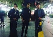 نوازنده ۱۷ ساله گروه موسیقی خیابانی رشت: اگر میدانستیم شب شهادت است به خیابان نمیرفتیم
