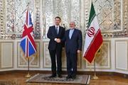 تصاویر | دیدار وزیرخارجه انگلیس با ظریف