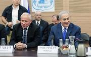 کابینه سقوط نکرد، نتانیاهو نفس کشید