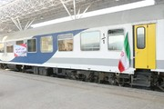 قطار مسافری ارومیه - تهران راهاندازی شد