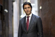 فیلم | حضور بدون تشریفات نخست وزیر کانادا در مترو!