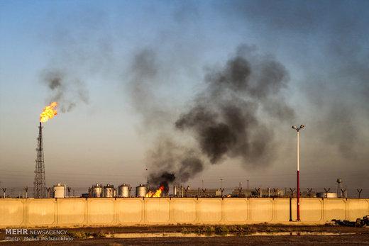 نفت سنگین ایران ۴ دلار در هر بشکه ارزان شد