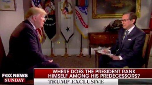 ترامپ: به خودم نمره +A میدهم/ به عراق و افغانستان میروم