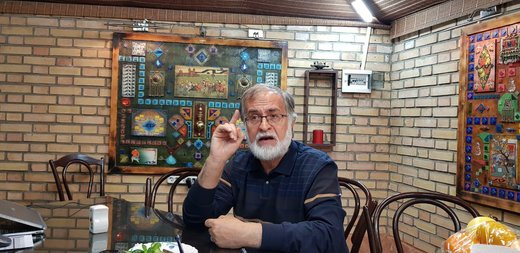 عطریانفر: تعداد نیروهای کارگزاران در دولت صفر است