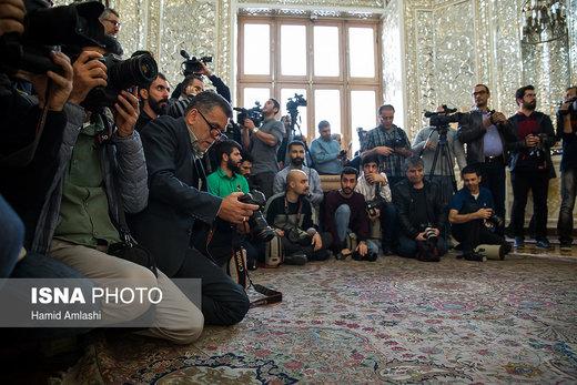 دیدار وزیر خارجه انگلیس با ظریف