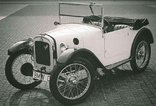 عکس | اولین مدل ماشین بیامو