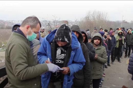 متقاضیان پناهندگی در اروپا به شدت کم شدند