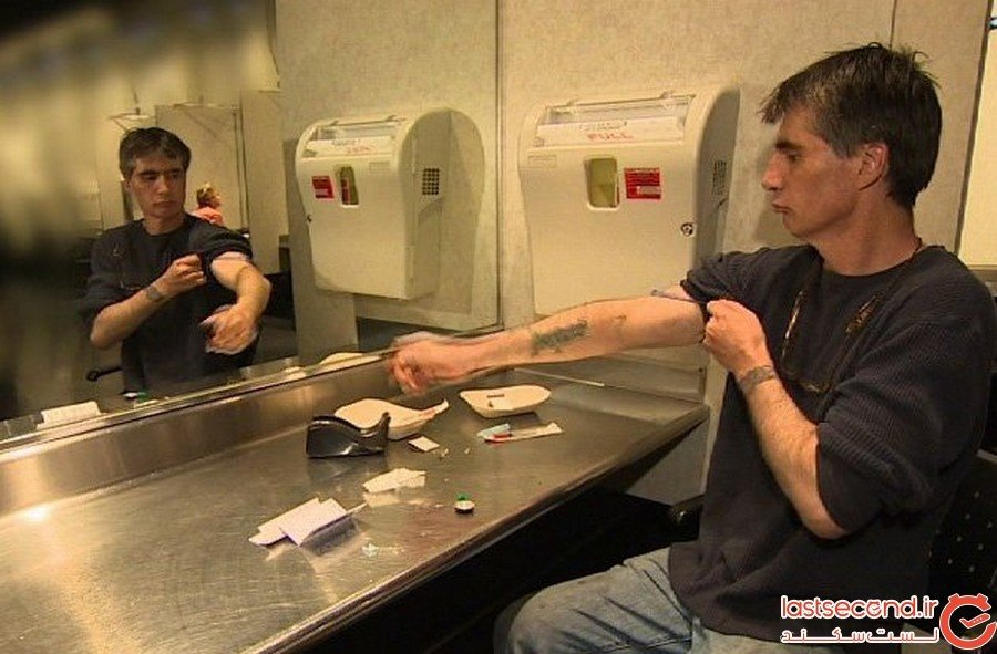 تزریق هروئین با کمک دولت در کانادا