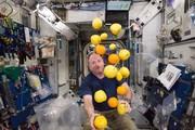 تصاویر | روزگار فضانوردان در ایستگاه فضایی بینالمللی