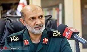 سردار سناییراد: موشکهایی که قیمت آنها به ۱۰۰ دلار نمیرسد «گنبد آهنین» را به تمسخر گرفتهاند