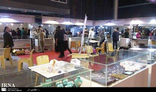 نمایشگاه بینالمللی طلا و جواهر کیش گشایش یافت