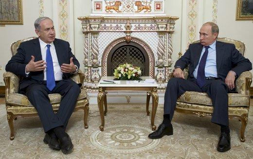 دلیل اصلی لغو سفر نتانیاهو به روسیه معلوم شد