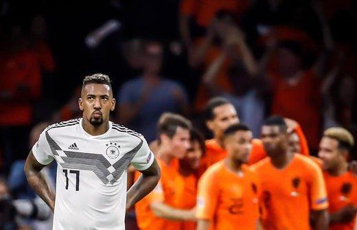 نتایج غیرمنتظره در لیگ ملتهای اروپا