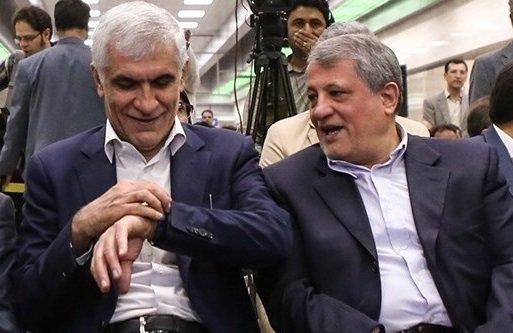 فیلم| کارهای نکرده افشانی در شهرداری تهران از زبان خودش