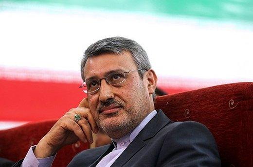 Iran's ambassador: West mobilized Saddam in war on Iran