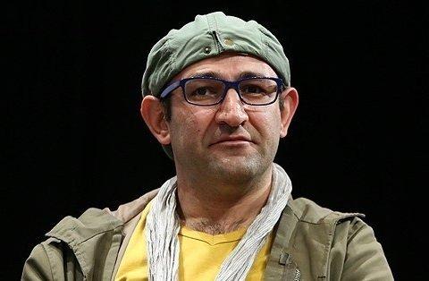 حسین محباهری کنار بازیگر «پایتخت»/ عکس