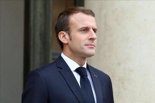 مکرون به افزایش اعتراضات مردمی در فرانسه واکنش نشان داد