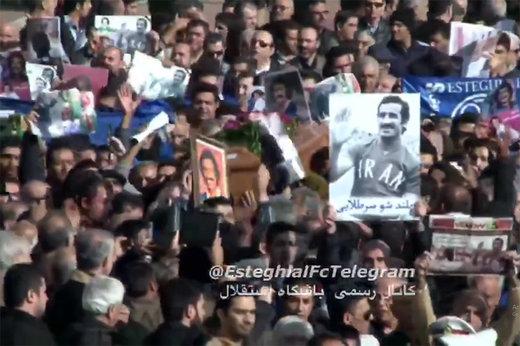 فیلم | یادی از مرحوم غلامحسین مظلومی