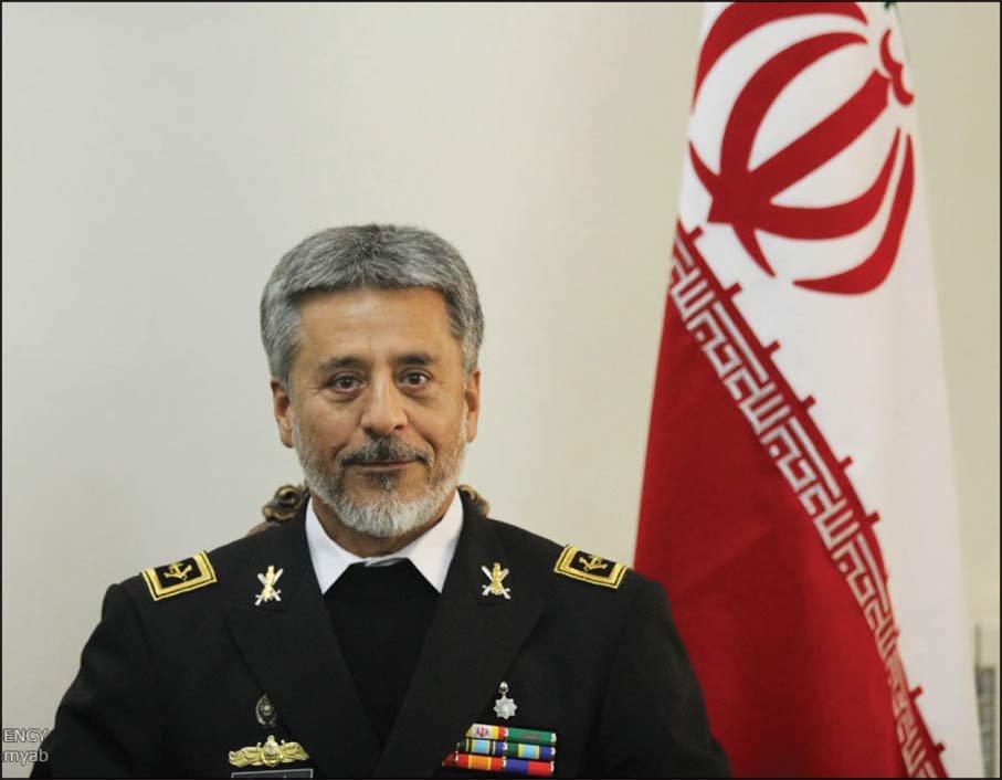 این فرمانده معروف ارتش، وزیر دفاع دولت رئیسی است؟