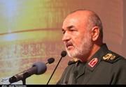 سردار سلامی: بسیج فرمول غلبه بر همه مشکلات است/جهاد امروز در عرصه دفاعی و تولید قدرت است