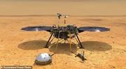 """""""اینسایت"""" آماده فرود بر سطح مریخ"""
