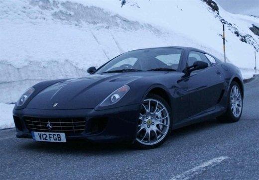 فرانچسکو توتی-فراری 599 GTO- قیمت 342 هزار پوند