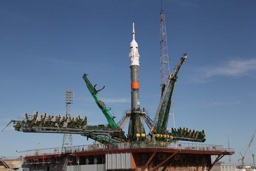 همراه با کیهاننوردان از «بایکونور» تا ایستگاه فضایی بینالمللی
