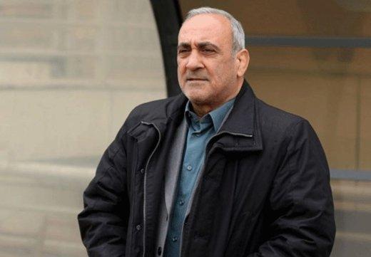 گرشاسبی: سید جلال حسینی بازوی تیم ملی و برانکو بود