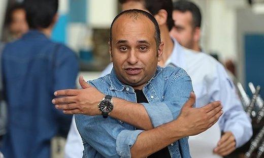 قدردانی مازیار میری از ایستادگی حسین انتظامی