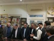 از درد دل با وزیر فرهنگ تا تغییر سرنوشت یک کتابفروشی قدیمی