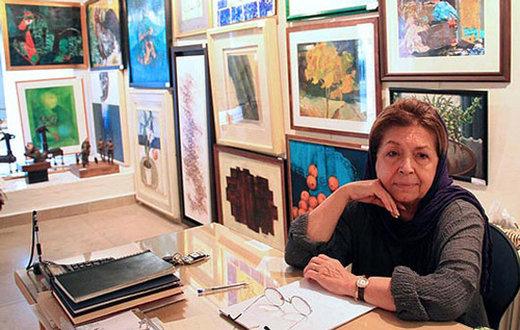 لیلی گلستان: کار تهمینه میلانی  و هدیه تهرانی کلاهبرداری بود