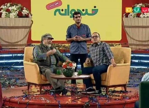 سوال جنابخان از محمدرضا شریفینیا: رمز اینکه همیشه سه چهار زن داری چیه؟