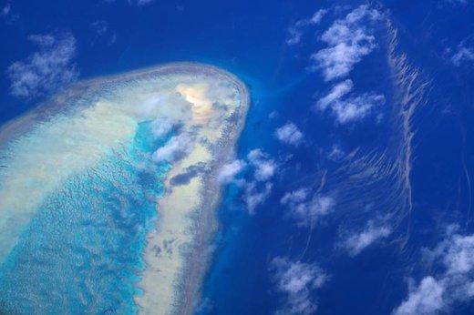 دیواره بزرگ مرجانی در ایالت کوئینزلند استرالیا