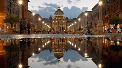 کلیسای پیتر مقدس در رم