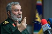 جانشین فرمانده کل سپاه: آمریکا مقابل ما ناتوان است، تهدیدهای کشورهای دیگر که قابل اعتنا نیست