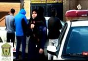 فیلم | سرقت آزرا از یک خانم در پوشش خریدار