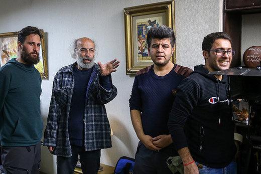 کیانوش عیاری با کمبود بودجه هم ساخت سریالش را ادامه میدهد