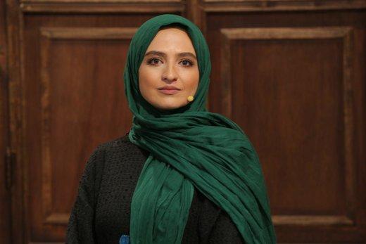 عکس | گلاره عباسی کنار بازیگر «پایتخت» در جشنواره فیلم فجر