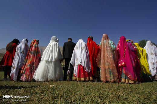 مراسم عروسی سنتی ایل بختیاری