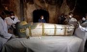 کشف مومیایی ۳ هزار ساله یک زن در مصر/ عکس