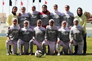 زنان فوتبالیست ایران هنوز در رده هفتاد جهان