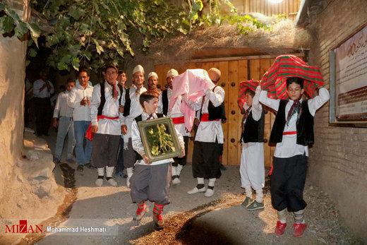عروسی سنتی در سبزوار