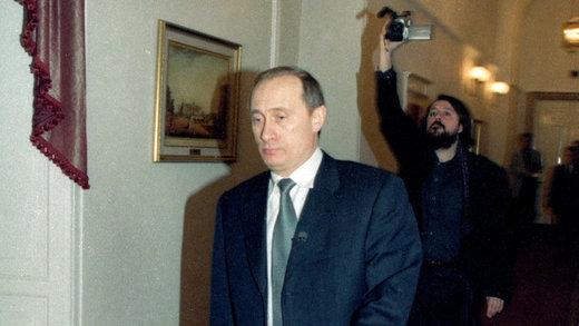 «شاهدان پوتین» در راه تهران