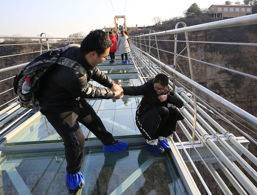 توسعه گردشگری در چین
