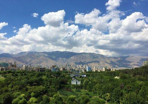 هوای پاک تهران، رکورد زد
