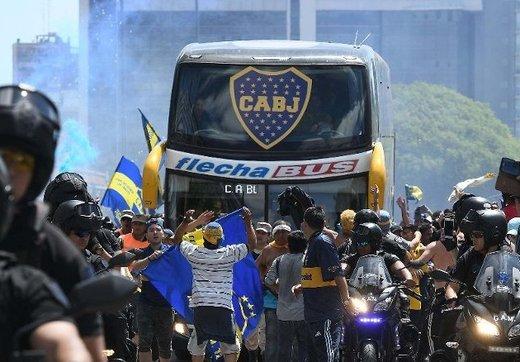 حکایت عجیب یک فینال: ریور-بوکا خارج از خاک آرژانتین