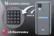 گوشی الجی با ۱۶ دوربین/ عکس