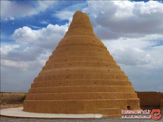 بزرگترین تولید کننده یخ در ایران باستان کدام شهر بوده است؟